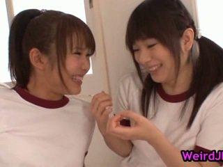 Smut harune maeda y megumi shono