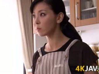 Japanska hustru gets körd