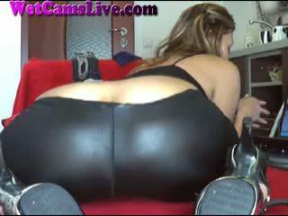 Caliente morena webcam chica anal consolador