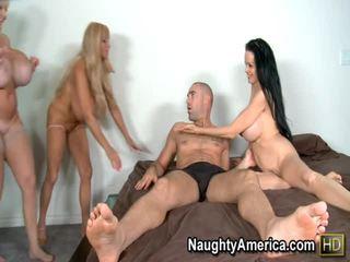 bröst, hardcore sex, avsugning