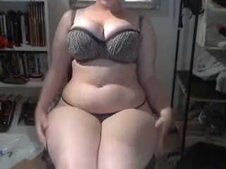 Thick Busty Blonde Teasing on Cam, Free Porn 8a