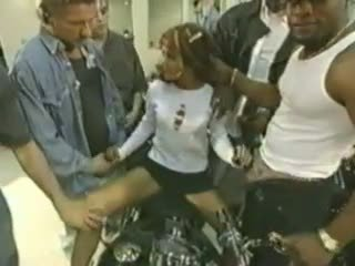 The gangbang girl Video