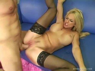 hardcore sex, szopás, szőke