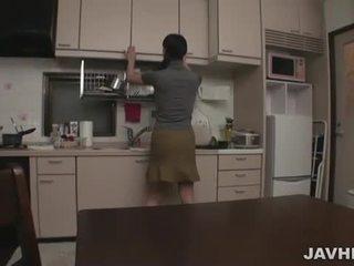 Japonské pár na domáce