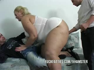 脂肪 女孩 nurses 一 guy 和 他的 朋友 實 良好