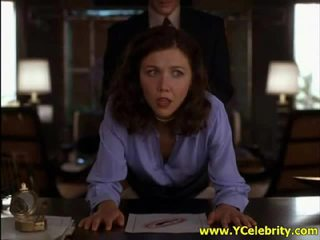 Maggie gyllenhaal secretaresse