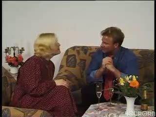 German granny pussy
