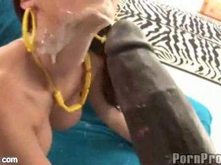 Sexy Sophie Dee Facialized Twice