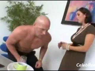 बड़ा, स्तन, assfucking