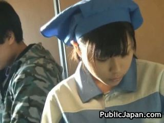 japonec, sex na verejnosti, orientálne