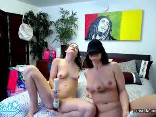 vibrator, webcam, orgasm