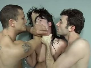 ruskeaverikkö, suuseksi, syvä kurkku