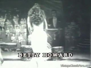 มหาศาล titted betty howard