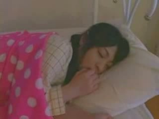 Sleeping girl fucked hard Video