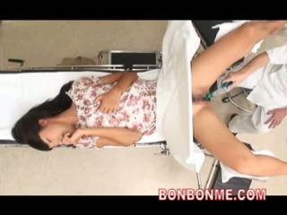 japán, webcam, orvos