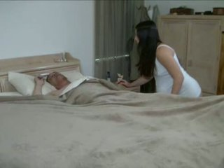 Nastyplace.org - vectēvs loves mani grūtniece