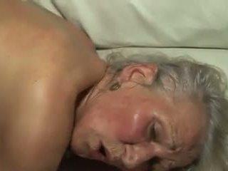 Grannys are hubungan intim: gratis penis buatan porno video 89