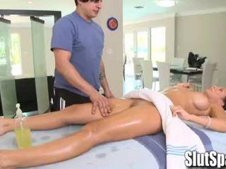 Rachel starr seduced під час масаж - slutspa.com