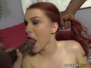 Andrea sky double penetrated da grande nero cocks