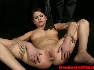 Tormented wanita jalang tied naik dan dihukum, resolusi tinggi porno 09