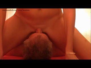 Masturbation & 噴 在 他的 臉