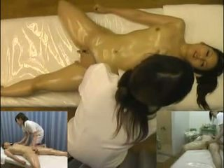 Asiatico nascosto massaggio
