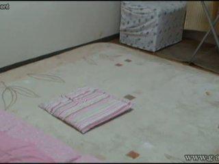 Peeping japānieši meitene duša