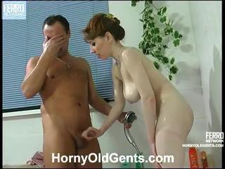sexe hardcore, marina, vieux jeune sexe