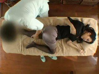 японський, масаж, фетиш