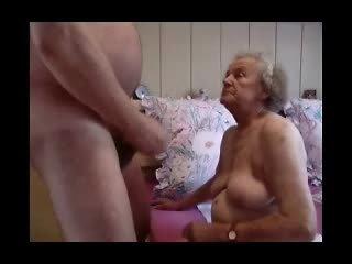 色情, 奶奶, 性別