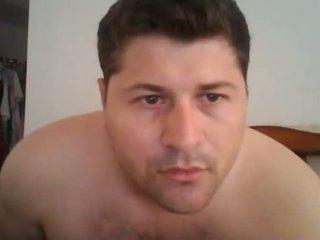 chubby, gay, cum