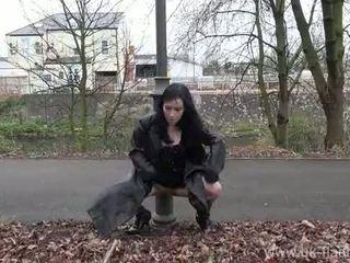 Fae corbins amatorskie flashing i na zewnątrz babes publiczne nudity i outragious exhi
