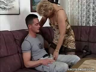 A chick guy finds himself in the lucky...