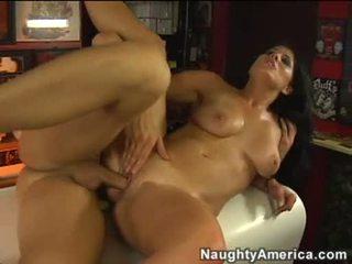Hawt ポルノの ベイブ erin marxxx aawaiting a load の 精液 blasting.