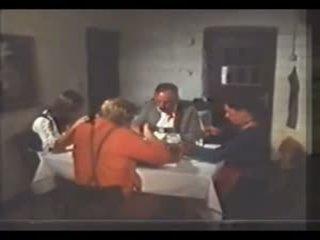 Vintage tysk: gratis hardcore porno video