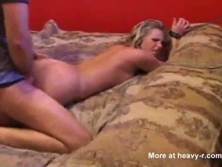anal, lesbiana, forzado