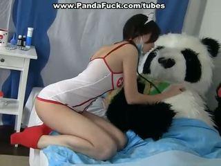 מלוכלך סקס ל תרופה a חולה panda