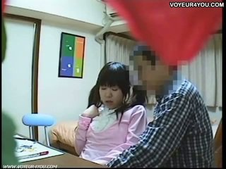 جنس tutorial فيديو في students غرفة
