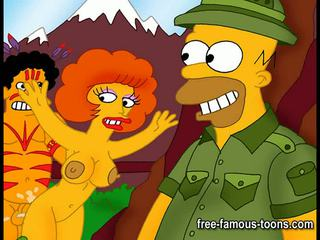 Simpsons เพศ