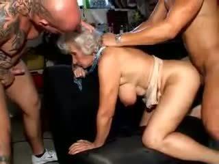 奶奶 norma: 免費 成熟 色情 視頻 a6