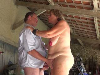 Horký práce: zralý & máma jsem rád šoustat vysoká rozlišením porno video f3