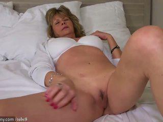 orgasmu, pussy licking, gilf