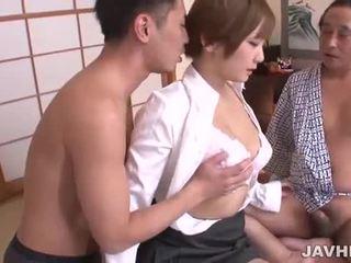 Geschoren japans poesje pounded