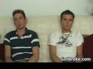 Aiden & sean having homosexual סקס ב the ספה homosexual פורנו 4 על ידי gotbroke