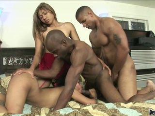 gruppsex, bisex, avsugning