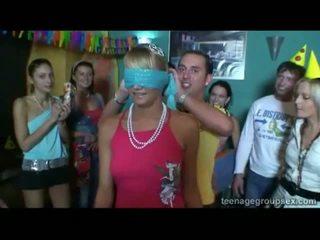 Pack Of Porn: Party facials