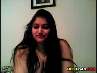 webcam, solo, gordura
