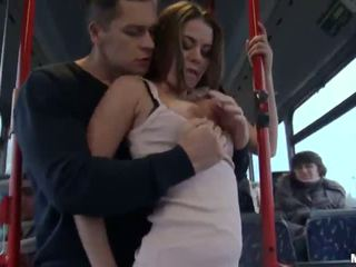 Sex In The Public Buss Video