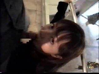 Japonesa público broche