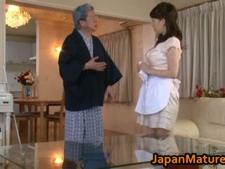 Reif japanisch frau fick rohr